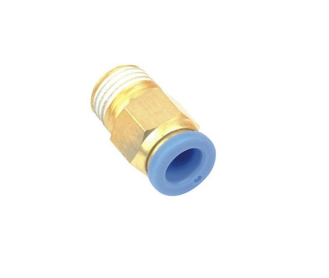 Conector tub teflon - filet M10x1