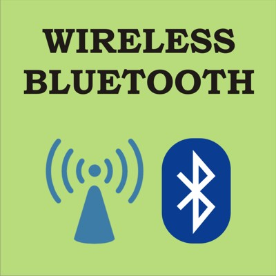 Wireless , bluetooth , RF